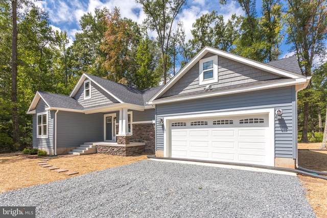 Lot 11 Nicholson Dr, COLONIAL BEACH, VA 22443 (#VAWE117454) :: AJ Team Realty