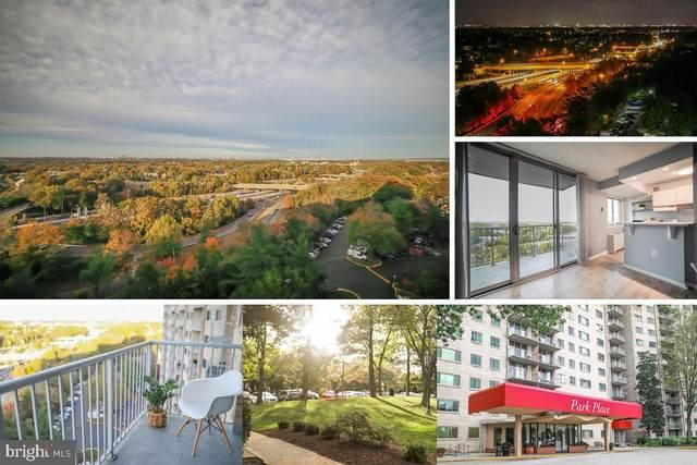 2500 N Van Dorn Street #1413, ALEXANDRIA, VA 22302 (#VAAX253030) :: Better Homes Realty Signature Properties