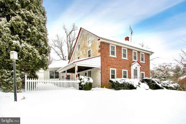 115 E Church Street, STEVENS, PA 17578 (#PALA173224) :: The Craig Hartranft Team, Berkshire Hathaway Homesale Realty
