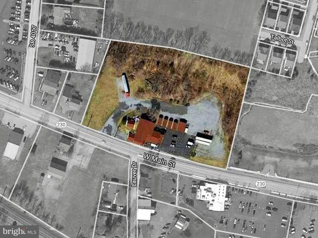 1105 W Main Street, MOUNT JOY, PA 17552 (#PALA173226) :: The Joy Daniels Real Estate Group