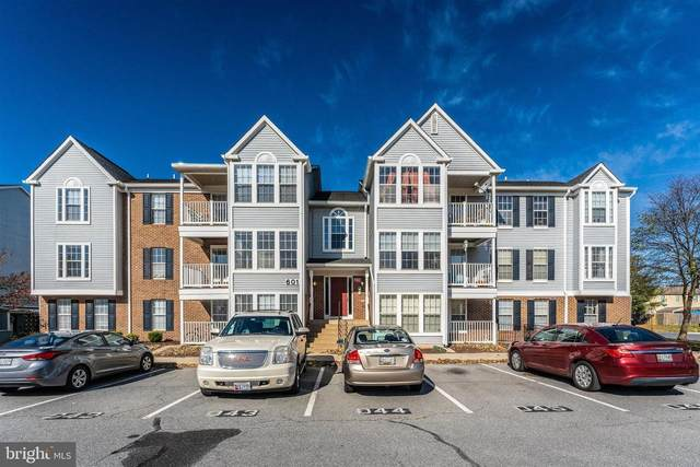 601 Himes Avenue Ii105, FREDERICK, MD 21703 (#MDFR273448) :: Great Falls Great Homes