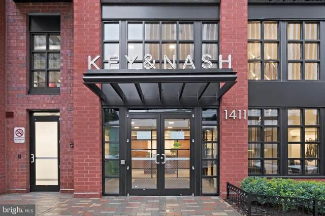 1411 Key Boulevard #503, ARLINGTON, VA 22209 (#VAAR172404) :: Bic DeCaro & Associates