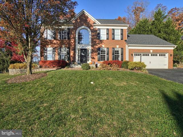 3001 Sherbrooke Place, IJAMSVILLE, MD 21754 (#MDFR273460) :: AJ Team Realty