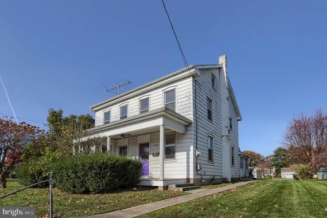 344 W High Street, MANHEIM, PA 17545 (#PALA173252) :: Flinchbaugh & Associates