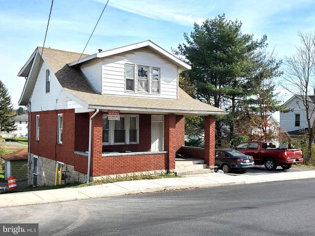 58 College Avenue, FROSTBURG, MD 21532 (#MDAL135730) :: The Redux Group