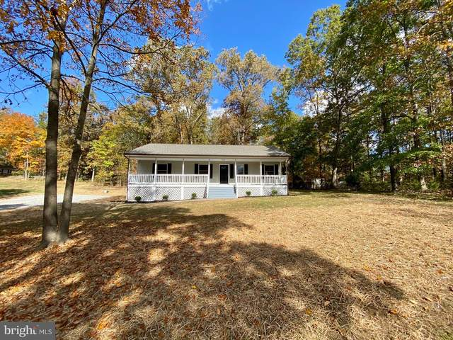 326 Cedar Ridge Drive, RUTHER GLEN, VA 22546 (#VACV123142) :: Better Homes Realty Signature Properties