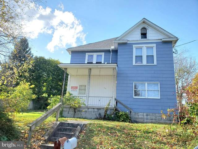 169 Spring Street, FROSTBURG, MD 21532 (#MDAL135734) :: The Redux Group