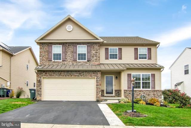 1341 Yarmouth Lane, NEW CUMBERLAND, PA 17070 (#PACB129604) :: The Joy Daniels Real Estate Group