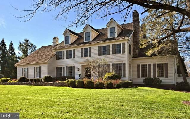 6 Hillcrest Circle, NEW HOPE, PA 18938 (#PABU511036) :: Better Homes Realty Signature Properties