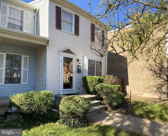 194 Liberty Street, TRENTON, NJ 08611 (#NJME304242) :: Better Homes Realty Signature Properties