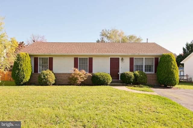 112 Pembridge Drive, WINCHESTER, VA 22602 (#VAFV160730) :: The Redux Group