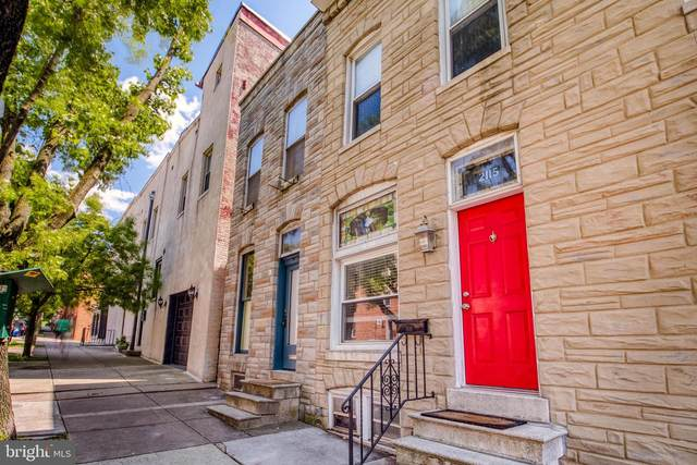 2115 Gough Street, BALTIMORE, MD 21231 (#MDBA530476) :: Great Falls Great Homes