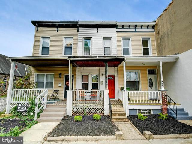 3990 Roland Avenue, BALTIMORE, MD 21211 (#MDBA530488) :: The Miller Team