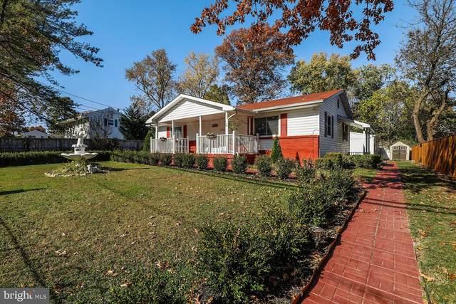 3706 Franconia Road, ALEXANDRIA, VA 22310 (#VAFX1165716) :: RE/MAX Cornerstone Realty
