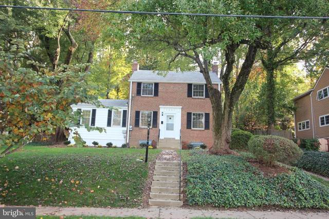 7201 Timber Lane, FALLS CHURCH, VA 22046 (#VAFX1165724) :: Mortensen Team