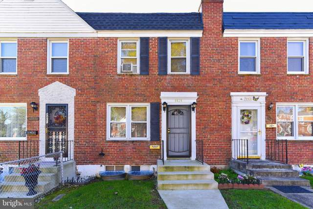 4403 Eldone Road, BALTIMORE, MD 21229 (#MDBA530500) :: The MD Home Team