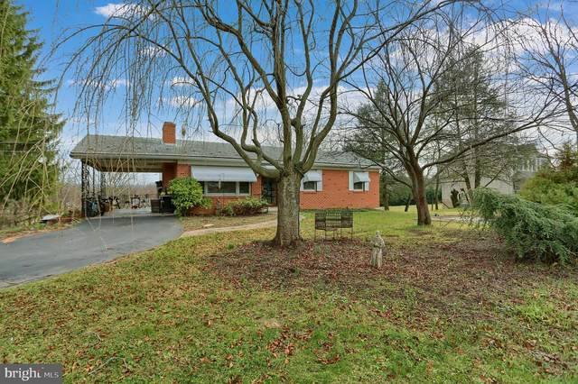 13303 Herman Myers Road, HAGERSTOWN, MD 21742 (#MDWA175790) :: Dart Homes