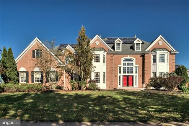 11 Cottonwood Drive, PRINCETON JUNCTION, NJ 08550 (#NJME304248) :: Holloway Real Estate Group