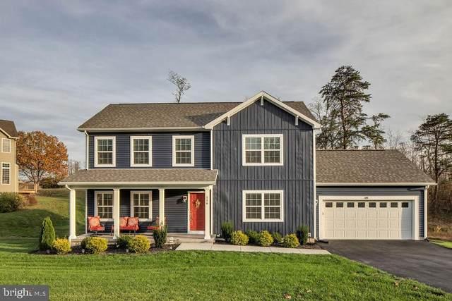 116 Colonial Drive, CROSS JUNCTION, VA 22625 (#VAFV160734) :: Gail Nyman Group