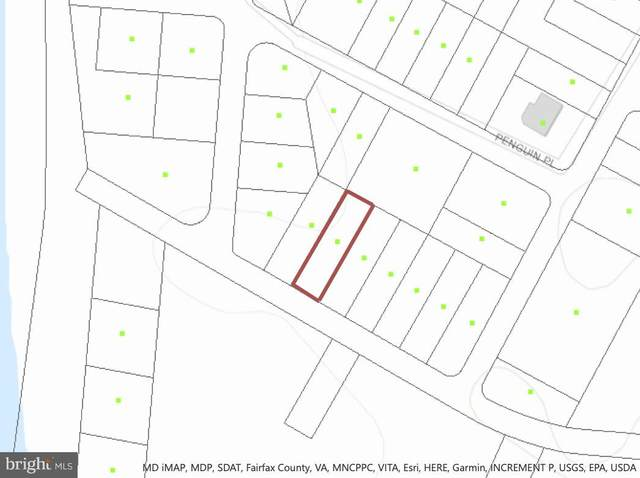 Lot 8 Block F South Greenway Subdivision, BRYANS ROAD, MD 20616 (#MDCH219178) :: Bob Lucido Team of Keller Williams Integrity