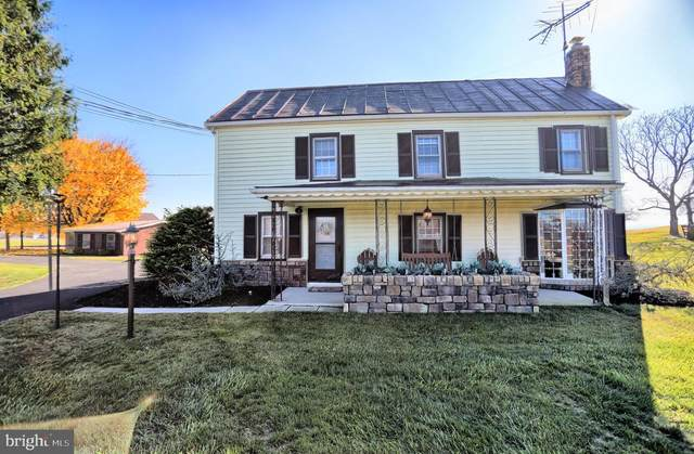 231 Mohawk Road, NEWVILLE, PA 17241 (#PACB129644) :: The Jim Powers Team