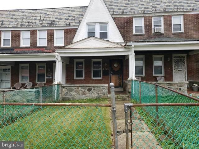 4025 Cranston Avenue, BALTIMORE, MD 21229 (#MDBA530534) :: Great Falls Great Homes