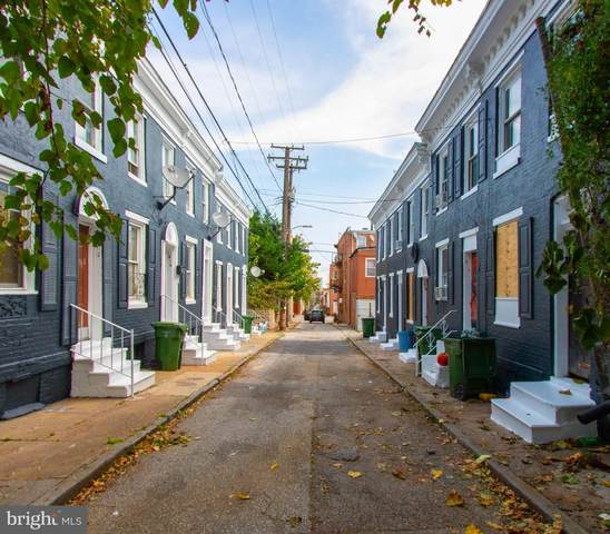 1609 Lemmon Street, BALTIMORE, MD 21223 (#MDBA530546) :: Gail Nyman Group