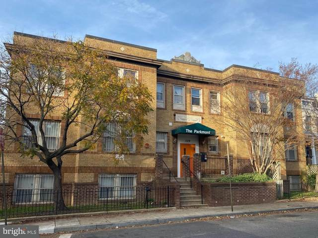 529 Lamont Street NW #206, WASHINGTON, DC 20010 (#DCDC495598) :: ROSS | RESIDENTIAL