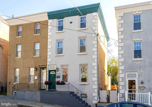 3512 Bowman Street, PHILADELPHIA, PA 19129 (#PAPH952778) :: Nexthome Force Realty Partners