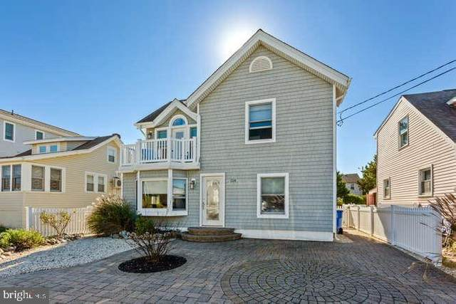 124 8TH Street, BEACH HAVEN, NJ 08008 (#NJOC404842) :: The Dailey Group