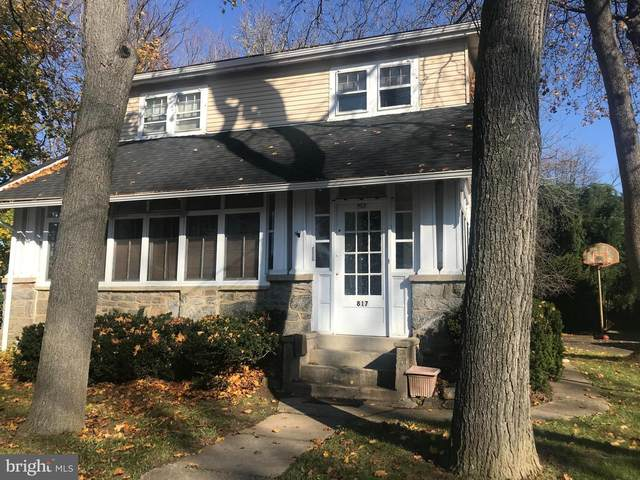 817 West Avenue, SPRINGFIELD, PA 19064 (#PADE531238) :: ExecuHome Realty