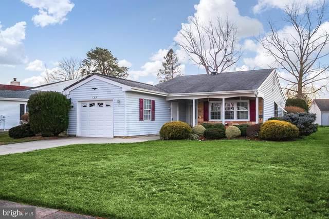 2 Tifani Lane, SOUTHAMPTON, NJ 08088 (#NJBL385752) :: Shamrock Realty Group, Inc