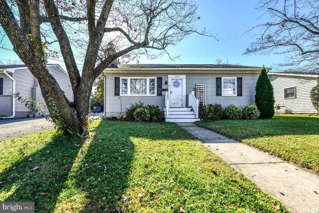 504 Valley Street, FREDERICK, MD 21701 (#MDFR273514) :: The Miller Team