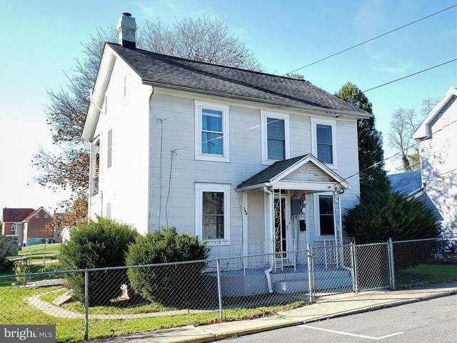 106 East Street, THURMONT, MD 21788 (#MDFR273518) :: The Redux Group