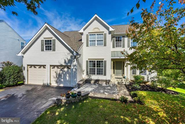303 Riding Trail Court NW, LEESBURG, VA 20176 (#VALO425246) :: The Redux Group