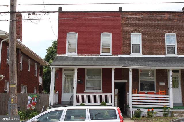 1264 W King Street, YORK, PA 17404 (#PAYK148792) :: Flinchbaugh & Associates