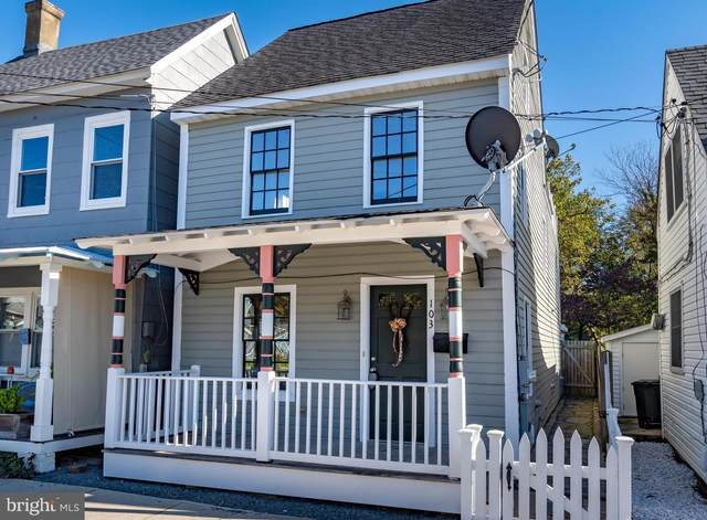 103 S College Avenue, CHESTERTOWN, MD 21620 (#MDKE117358) :: Bright Home Group