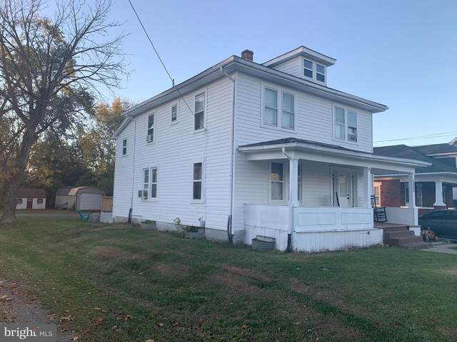 3382 Winchester Avenue, MARTINSBURG, WV 25405 (#WVBE181750) :: Hill Crest Realty