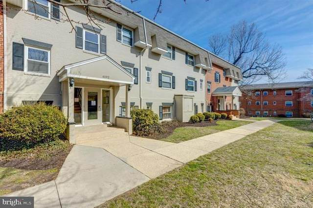 6192 Greenwood Drive #102, FALLS CHURCH, VA 22044 (#VAFX1165910) :: RE/MAX Cornerstone Realty