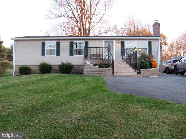 13921 Prospect Road, MOUNT AIRY, MD 21771 (#MDFR273540) :: AJ Team Realty