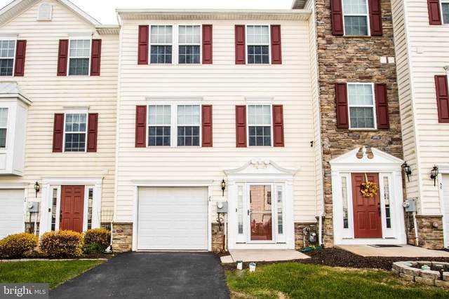 26 Tuxford Lane #26, COATESVILLE, PA 19320 (#PACT520404) :: New Home Team of Maryland