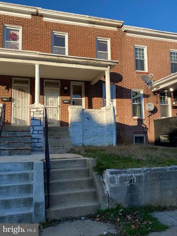 3426 Ravenwood Avenue, BALTIMORE, MD 21213 (#MDBA530664) :: The Miller Team