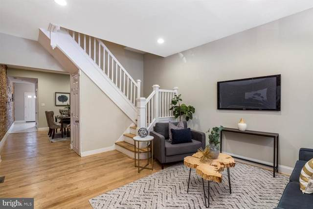 1622 N Bentalou Street, BALTIMORE, MD 21216 (#MDBA530666) :: The Miller Team
