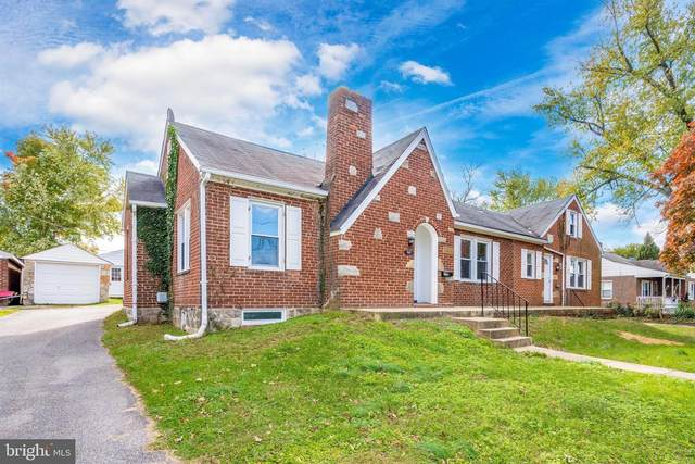 526 Military Road, FREDERICK, MD 21702 (#MDFR273546) :: Great Falls Great Homes