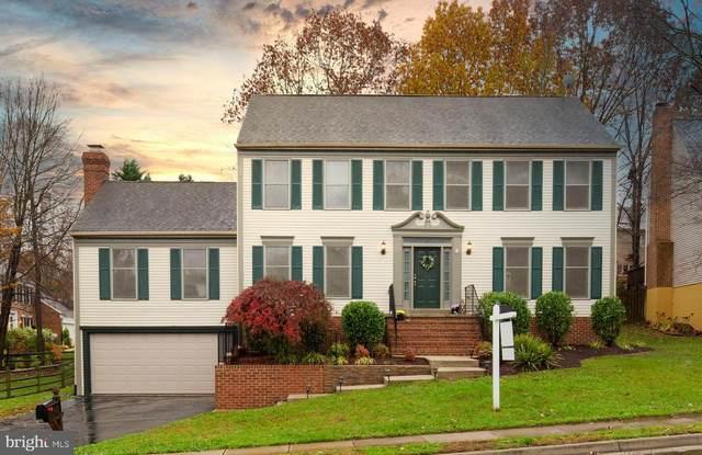 13537 Union Village Circle, CLIFTON, VA 20124 (#VAFX1165928) :: Great Falls Great Homes