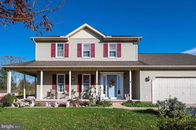 5 Tudor Court, LITTLESTOWN, PA 17340 (#PAAD113940) :: Century 21 Home Advisors