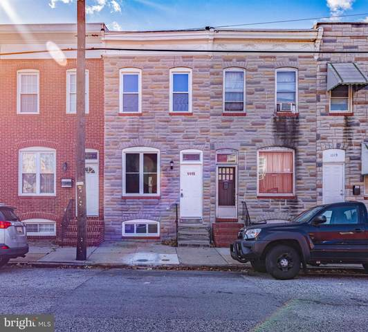 1115 W Ostend Street, BALTIMORE, MD 21230 (#MDBA530684) :: The Miller Team