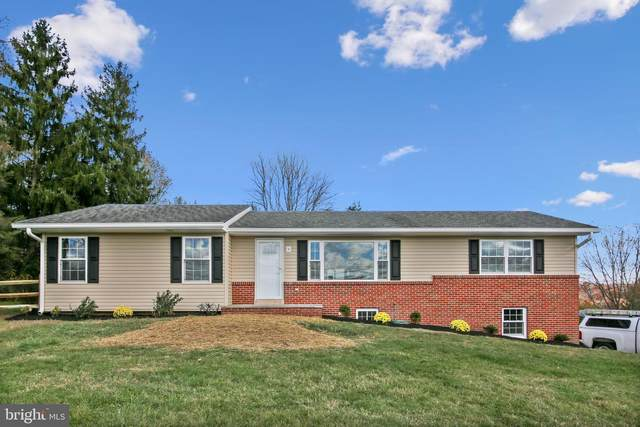 14817 Harrisville Road, MOUNT AIRY, MD 21771 (#MDFR273554) :: AJ Team Realty