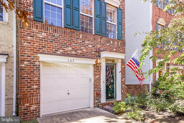 165 Barrett Place, ALEXANDRIA, VA 22304 (#VAAX253136) :: The MD Home Team