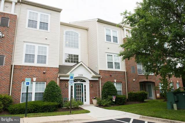 2509 Amber Orchard Court W #302, ODENTON, MD 21113 (#MDAA452078) :: The Miller Team